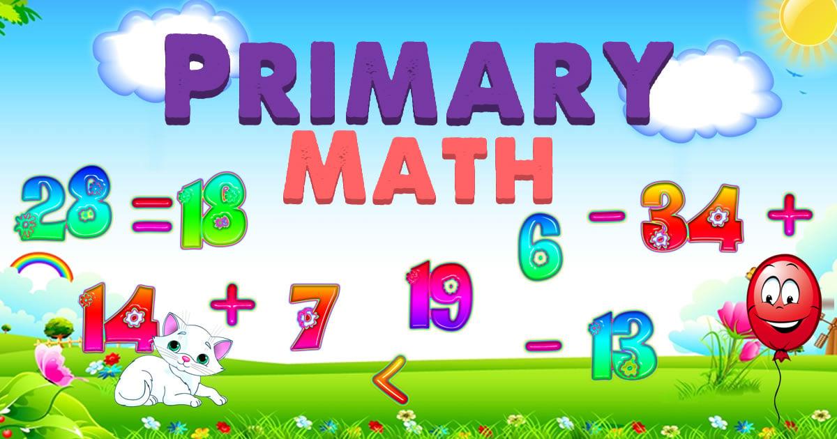 Image Primary Math