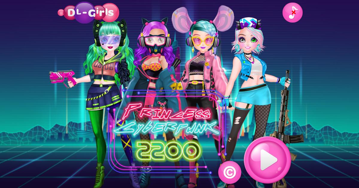 Image Princess Cyberpunk 2200
