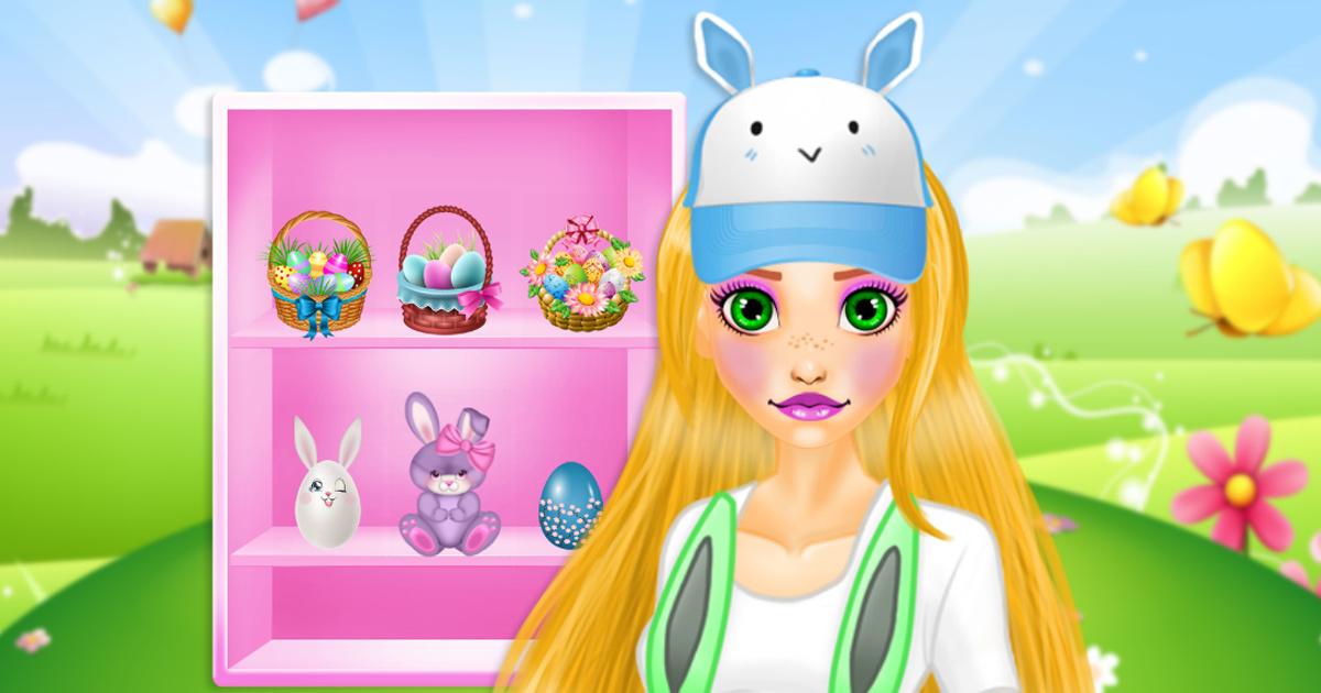 Image Princess Easter Hurly-Burly