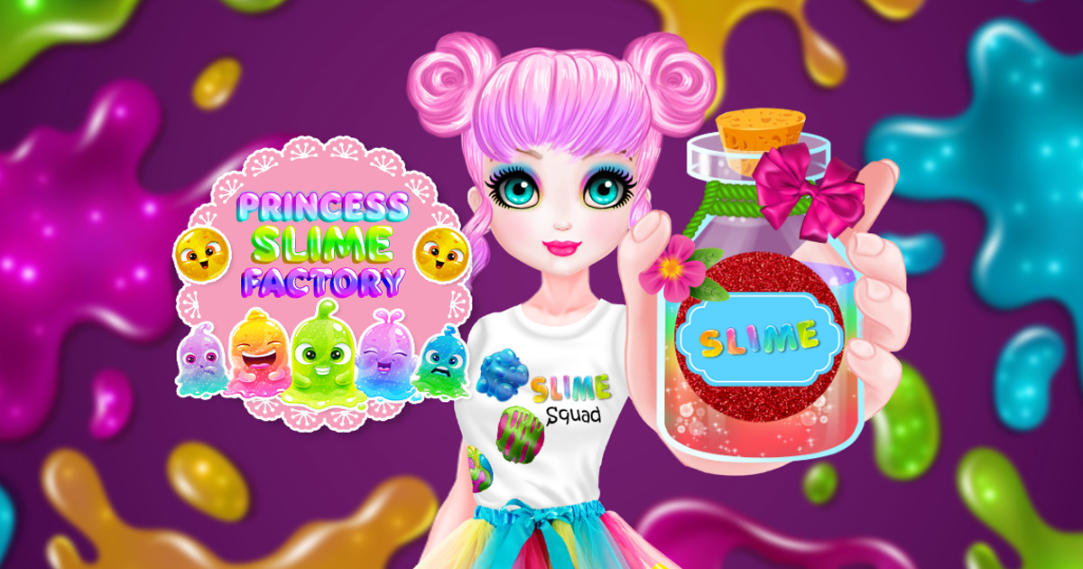 Image Princess Slime Factory