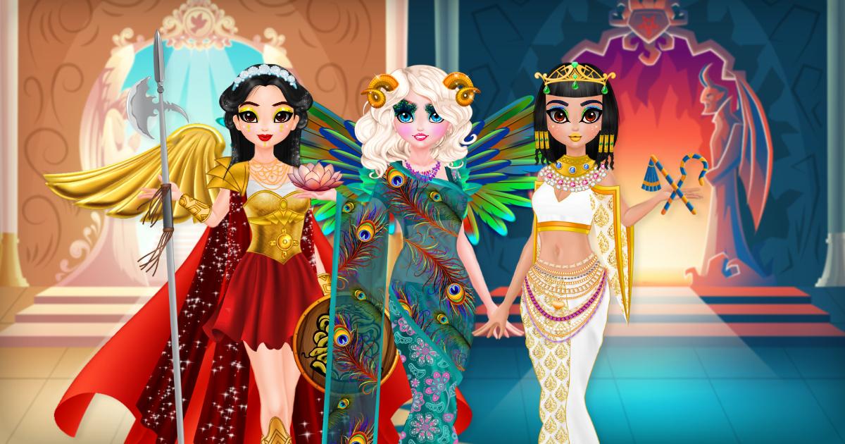 Image Princesses Dazzling Goddesses