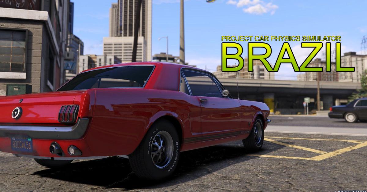 Image Project Car Physics Simulator: Brazil