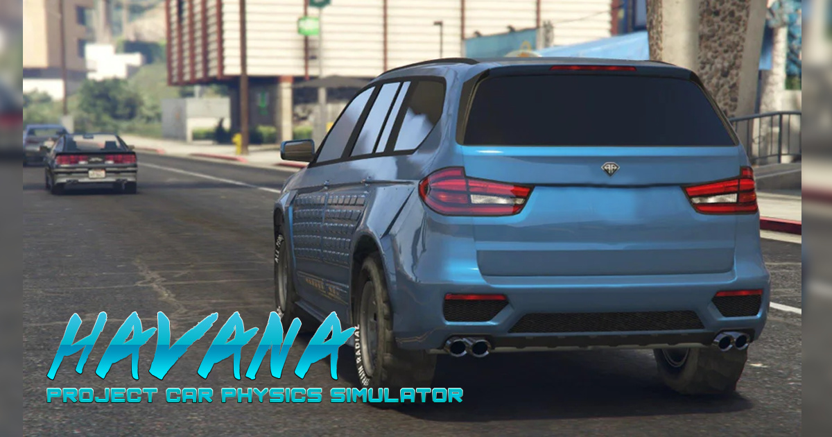 Image Project Car Physics Simulator: Havana