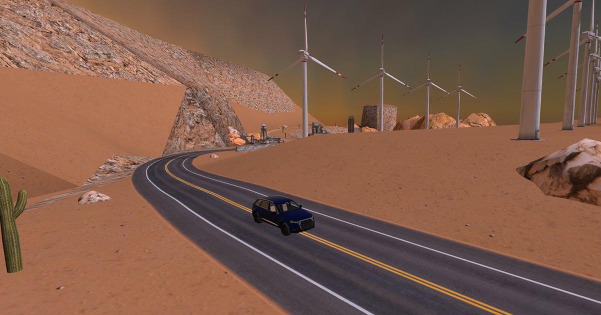 Image Project Car Physics Simulator Sandboxed: Canyon