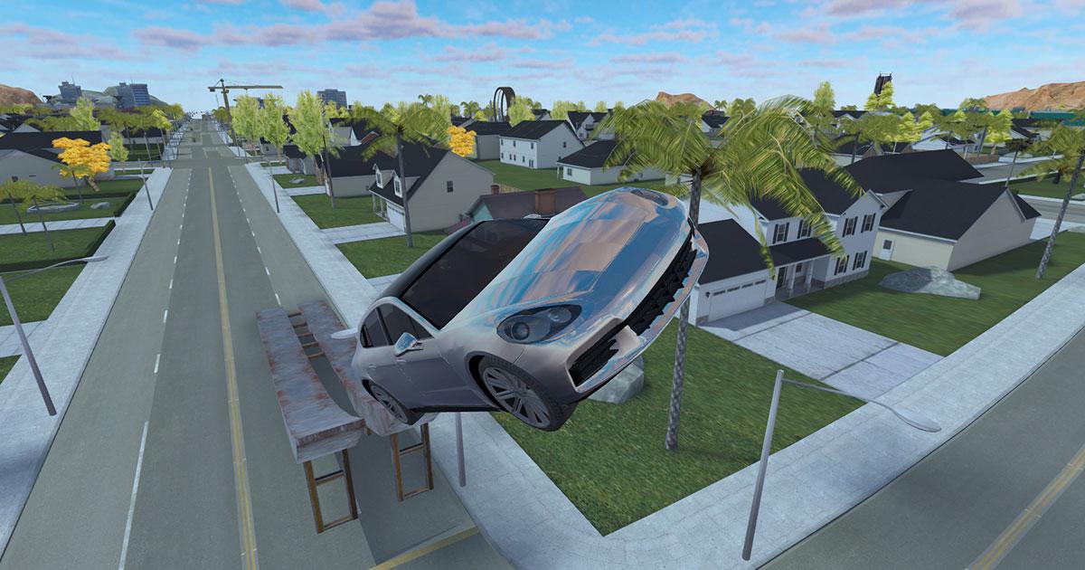 Image Project Car Physics Simulator Sandboxed: Miami