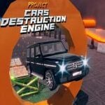 Project Cars Destruction Engine