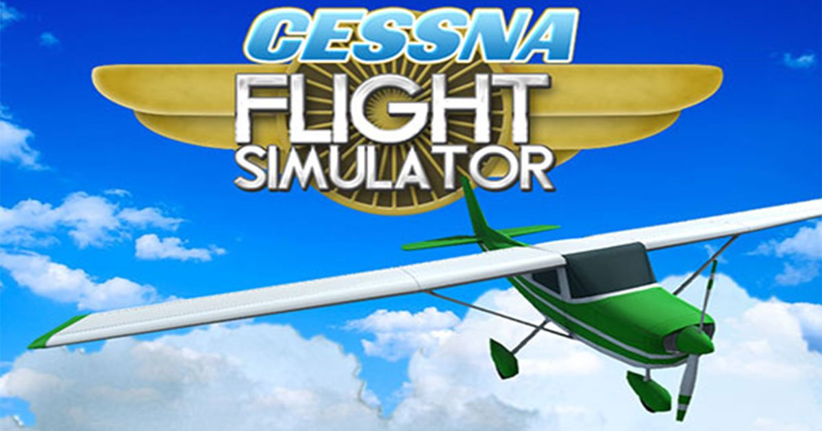 Image Real Free Plane Fly Flight Simulator 3D 2020