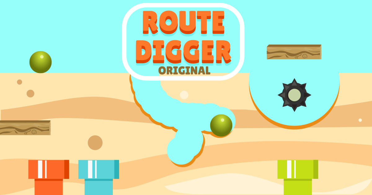 Image Route Digger