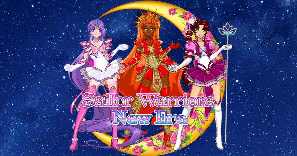 Image Sailor Warriors New Era