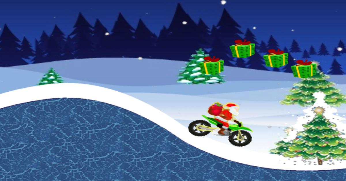 Image Santa Gift Race