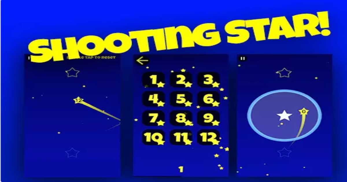 Image Shooting Star