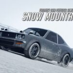 Snow Mountain Project Car Physics Simulator