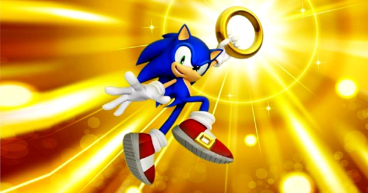 Image Sonic Path Adventure