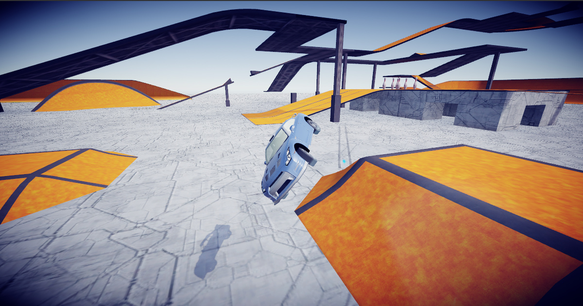 Image Stunt Car Challenge