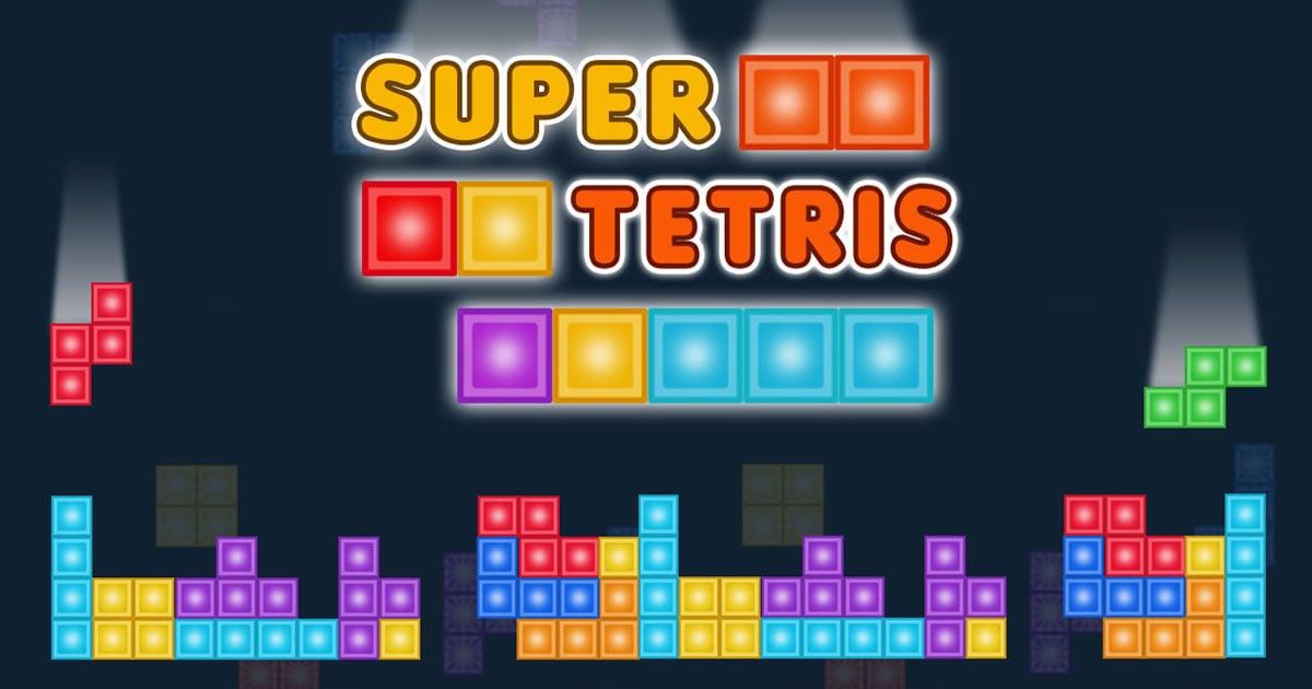Image Super Tetris