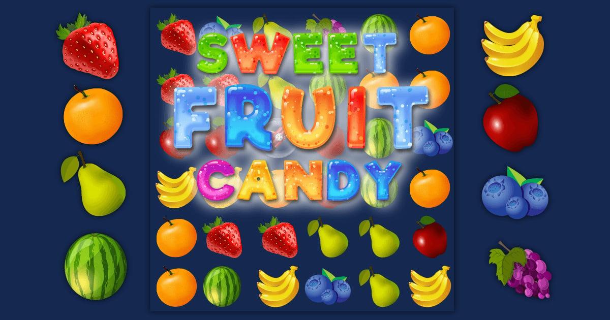 Image Sweet Fruit Candy