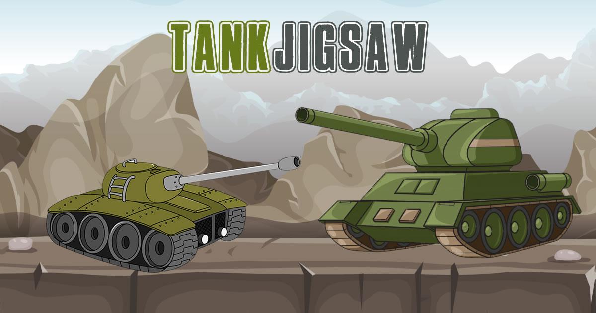 Image Tank Jigsaw
