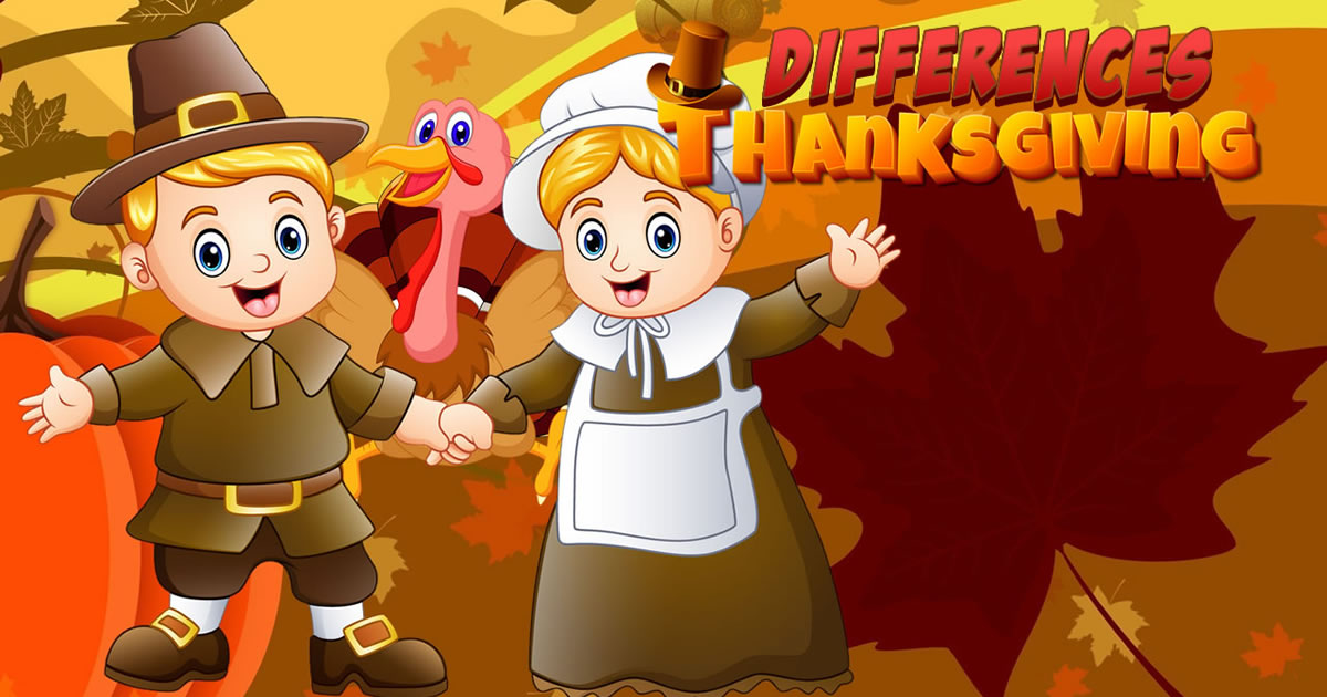 Image Thanksgiving Differences