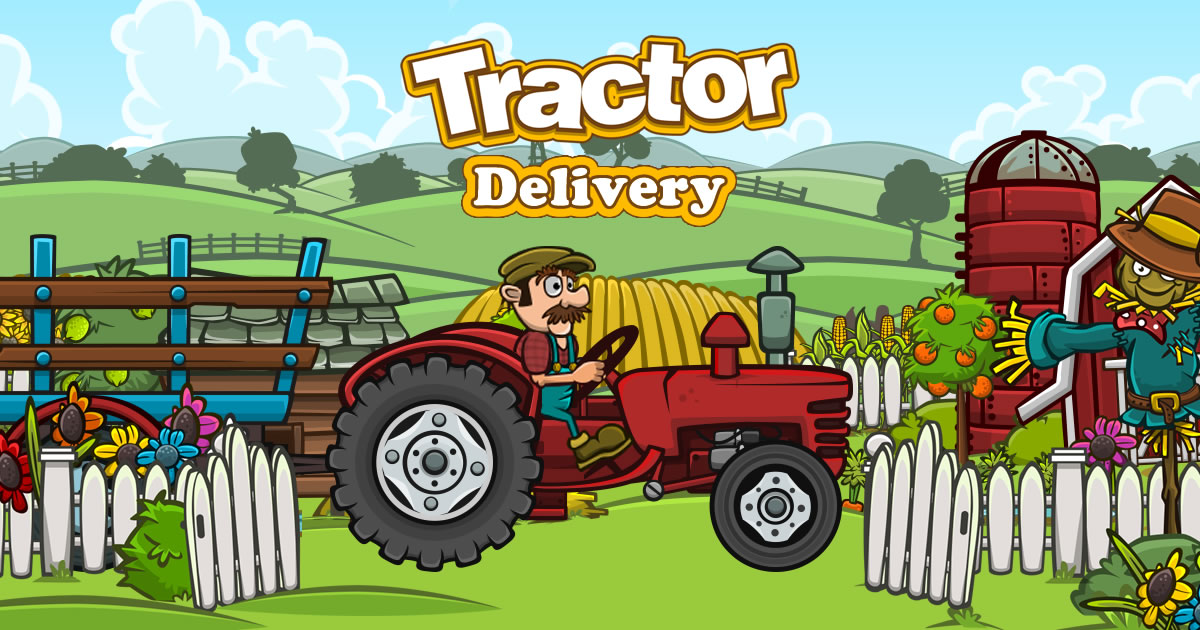Image Tractor Delivery