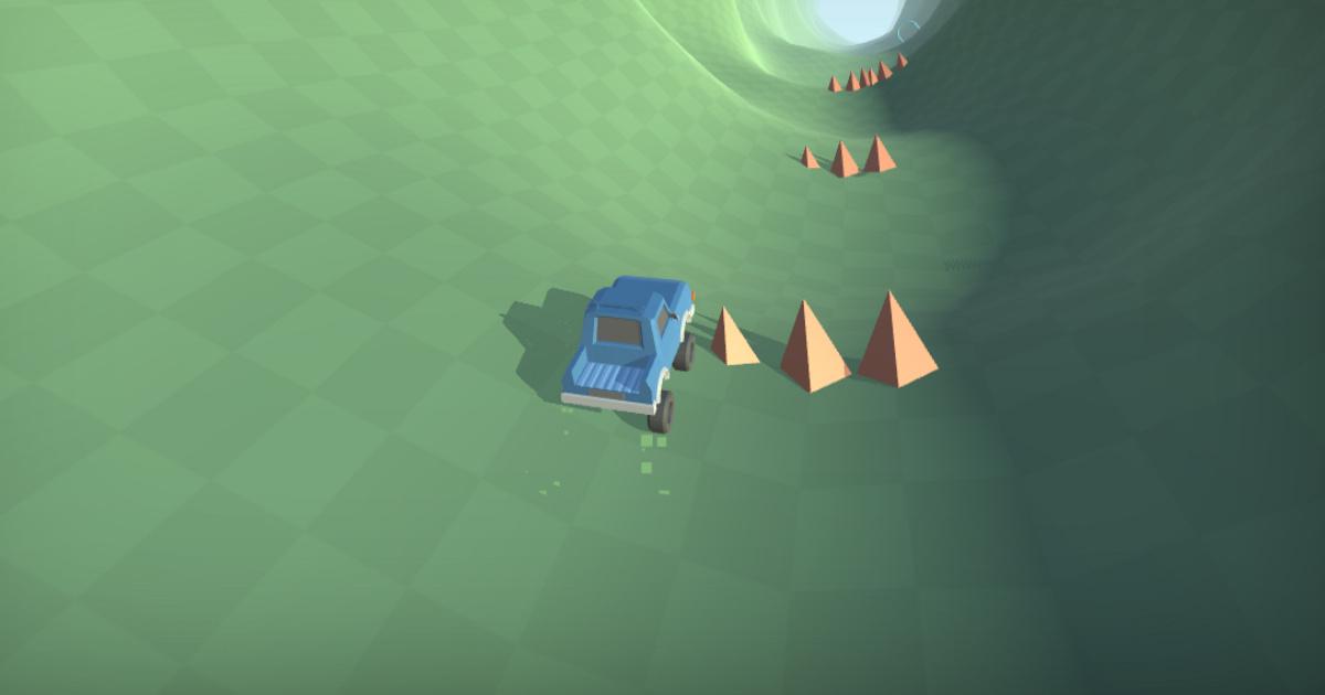 Image Tunnel Racing