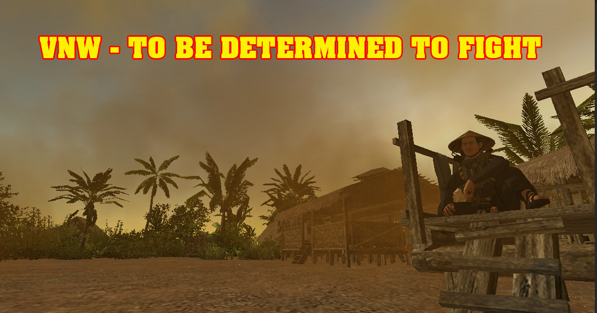 Image VNW - To be determined to fight