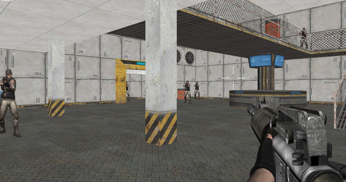 Image Warfare Area