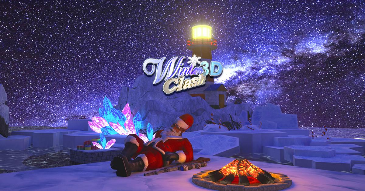 Image Winter Clash 3D