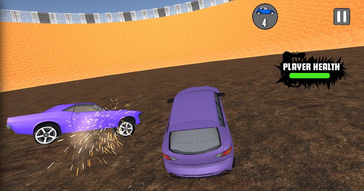Image Xtrem Demolition Derby Racing