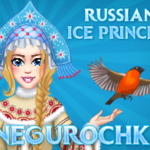 Russian Ice Princess